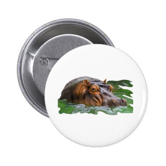 IN THE WATER 2 INCH ROUND BUTTON