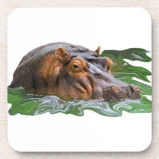 IN THE WATER DRINK COASTER