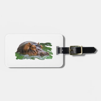 IN THE WATER LUGGAGE TAG