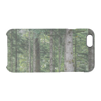 In the Woods Clear iPhone 6/6S Case