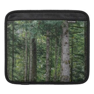 In the Woods iPad Sleeves