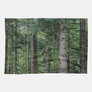 In the Woods Kitchen Towel