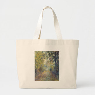 In the Woods Large Tote Bag