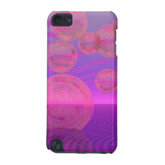 In the Zone Abstract Rose Amethyst Voyage iPod Touch (5th Generation) Covers