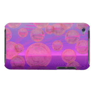 In the Zone – Rose & Amethyst Voyage iPod Touch Cover