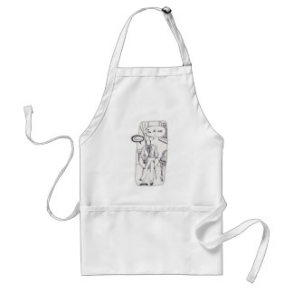 In Therapy Standard Apron