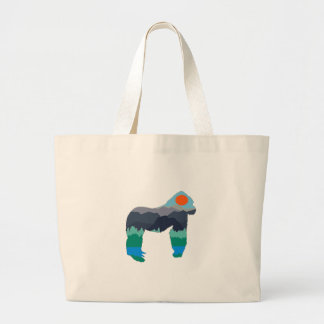 IN THOSE MOUNTAINS LARGE TOTE BAG