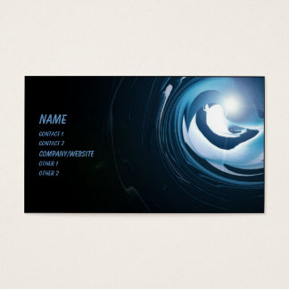 In Trance Business Card