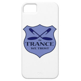 In Trance We Trust iPhone case