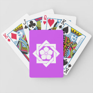 In union angle Kikiyou Poker Deck