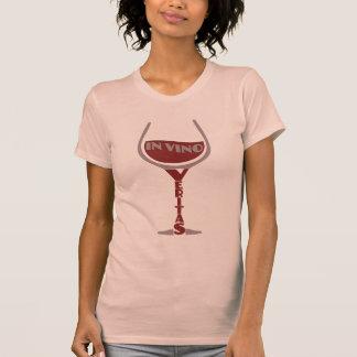 In Vino Veritas shirt – choose style & color