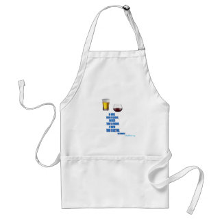 In Wine... Standard Apron