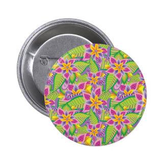 In Wonderland 2 Inch Round Button