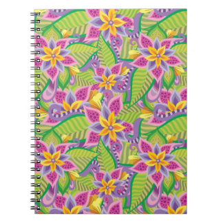 In Wonderland Notebook