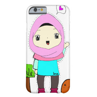 Ina Style Barely There iPhone 6 Case