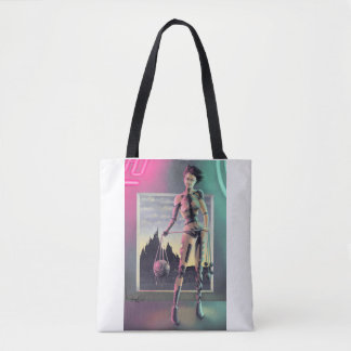 INANNA (bag crossed body) Tote Bag