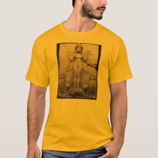 Inanna Sumerian God Shirt