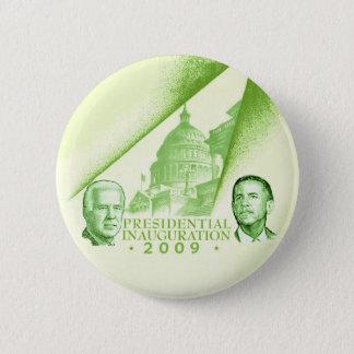 Inaugural Button