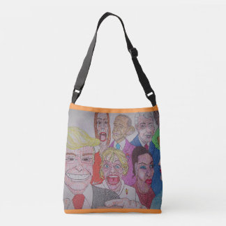 INAUGURATION CROSSBODY BAG