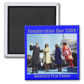 inauguration day  2009 magnet