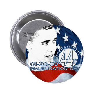 Inauguration Day Pinback Button