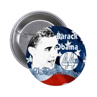 Inauguration Day Pinback Buttons