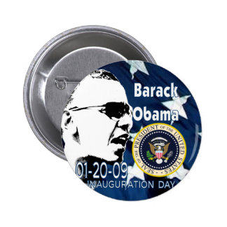 Inauguration Day 2 Inch Round Button
