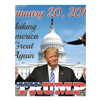 inauguration day letterhead