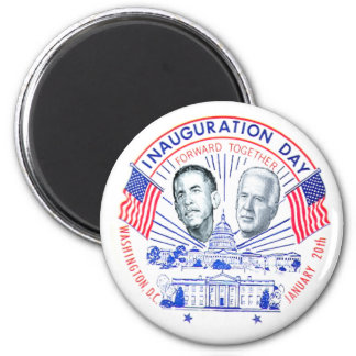 Inauguration Day Magnet