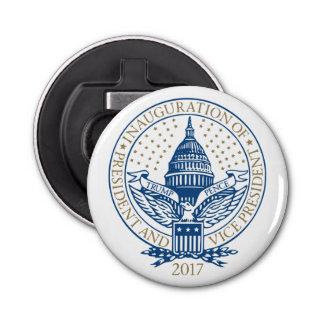 Inauguration Donald Trump Mike Pence 2017 Logo USA Bottle Opener