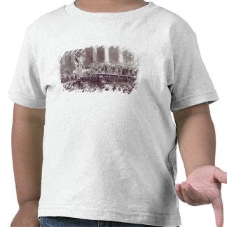 Inauguration of President Polk: The Oath T-shirt