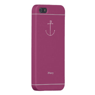 iNavy CakePurple iPhone5/5s CASE