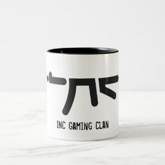 INC AK47 Black Mug