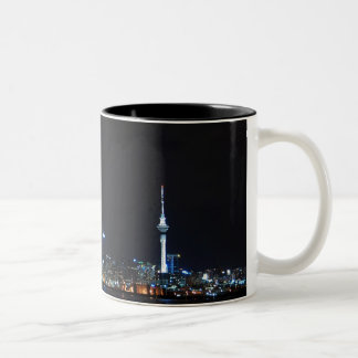 Incandescent Auckland Two-Tone Coffee Mug