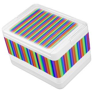 Incandescent Rainbow Can Cooler