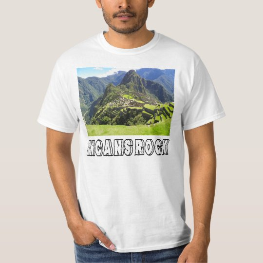 Incans Rock B T-Shirt
