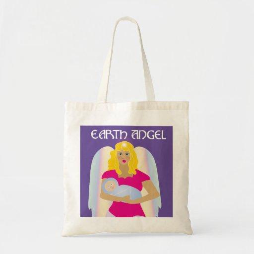 Incarnated Angel Tote Bag
