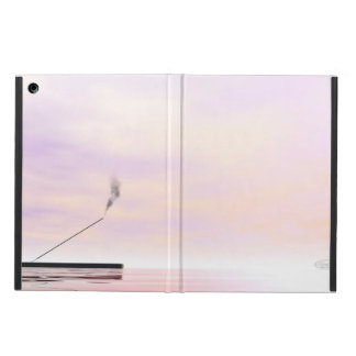 Incense - 3D render iPad Air Cover