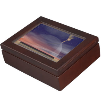 Incense - 3D render Keepsake Box