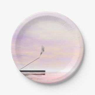 Incense - 3D render Paper Plate
