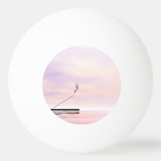 Incense - 3D render Ping Pong Ball