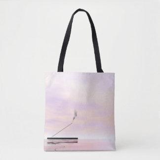 Incense - 3D render Tote Bag