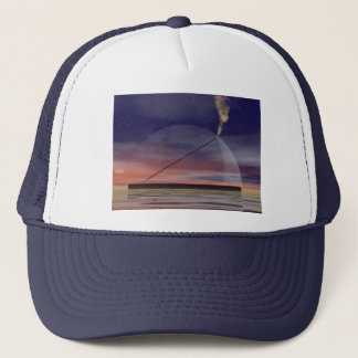 Incense - 3D render Trucker Hat