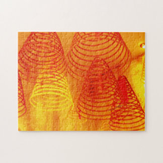 incense coils jigsaw puzzle