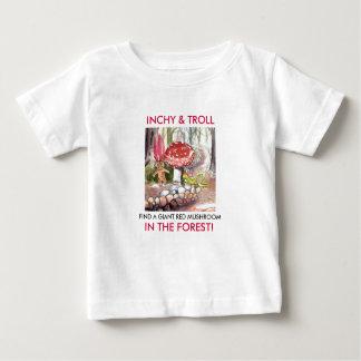 Inchy & Troll Baby T-Shirt