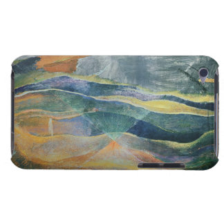 Incidents of Colours and Plains (tempera and penci iPod Case-Mate Cases