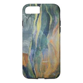 Incidents of Colours and Plains (tempera and penci iPhone 7 Case