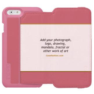 Incipio Watson iPhone 6 Wallet Case Pink or Black Incipio Watson™ iPhone 6 Wallet Case