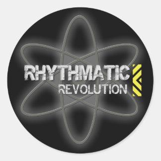 #include <revolution.h> round sticker