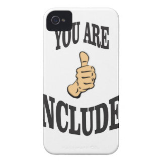 included thumbs ups fun iPhone 4 cases
